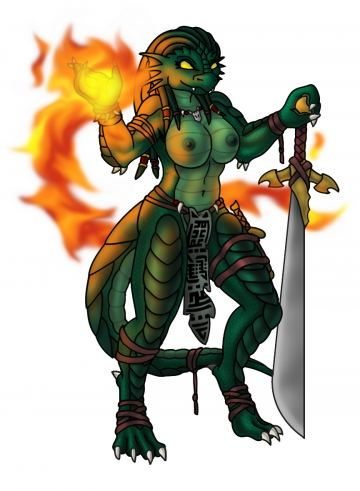 Dungeons and dragons female demons nude hentai nerdy hoes