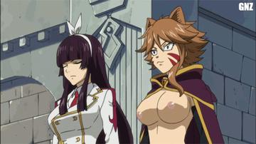 Fairy Tail Hentai Porn GIF