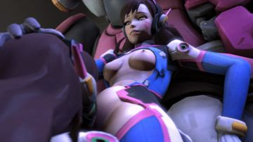 D.Va needs her pussy to be licked every day