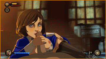 Bioshock Infinite Elizabeth Porn