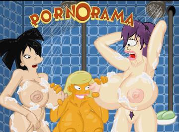 Futurama Hentai Porn GIF