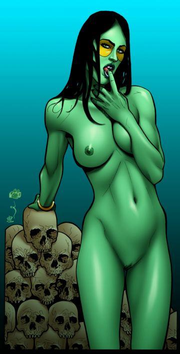 Ms. Marvel Black Widow She-Hulk Wasp Vampirella Torunn Supergirl Wonder woman Emma Frost Power girl