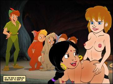 Disney Shemales
