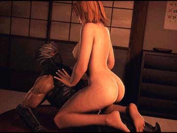 1437355 - Dead_or_Alive Ninja_Gaiden Ryu_Hayabusa SFMSnip Tina_Armstrong animated source_filmmaker.gif