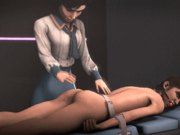 1134873 - Bioshock Bioshock_Infinite Elizabeth Left_4_Dead Zoey animated crossover marm source_filmmaker.gif