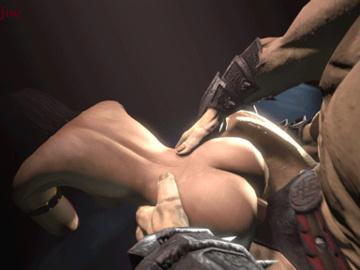 Kitana Mileena Jade Sindel Sonya Blade 1429116 - Beastlyjoe Goro Mileena Mortal_Kombat animated source_filmmaker.gif