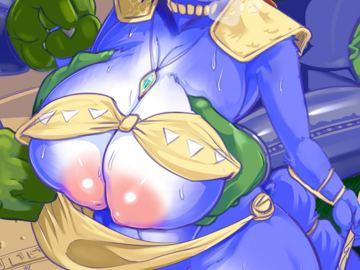Sex Dragon Ball Z