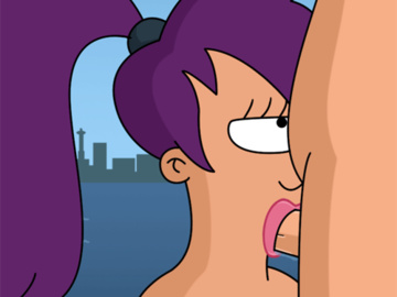Leela Turanga 1523797 - Futurama Turanga_Leela Zapp_Brannigan animated.gif