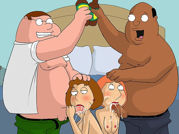 Lois Nude Family Guy