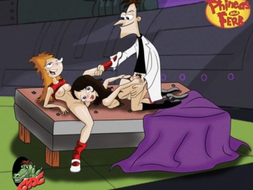 Phineas And Ferb Having Sex