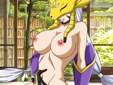 sakuyamon hentai