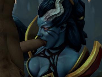 Akasha the Queen of Pain idftfc.gif