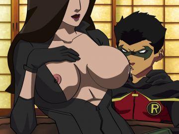 Batman Xxx Hentai