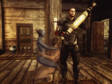 Lara Croft Xxx