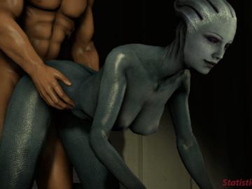 Mass Effect 2 Miranda Hentai