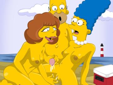 Xxx Simpsons Porn