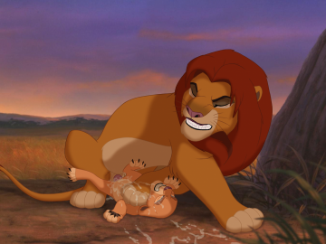 Want feel cartoon fucking in the lion guard wonder