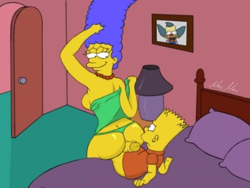 Marge Simpsons Hentai