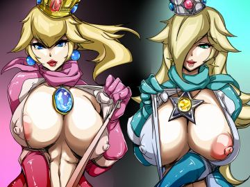Super Mario Brothers Hentai