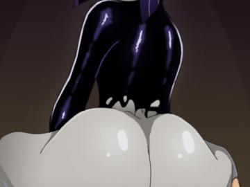 Raven Terra 1657914 - DC Raven Teen_Titans animated slappyfrog.gif