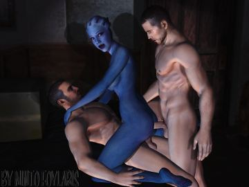 Mass Effect Sex