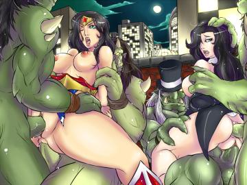 Dc Comics Hentai