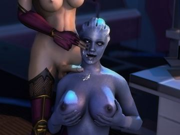 Mass Effect 2 Sex Scenes