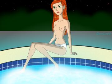 Ben 10 Cartoon Porn Pics