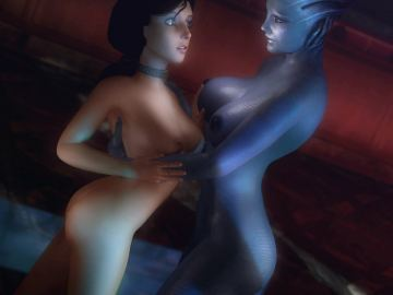 Mass Effect 2 Porn Pics Xxx