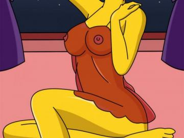 Patty And Selma Sex Simpsons Naked