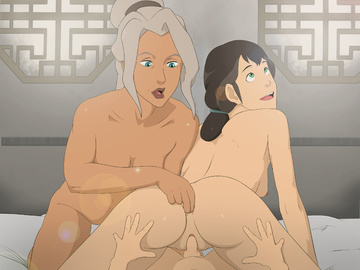 Avatar Korra Porno