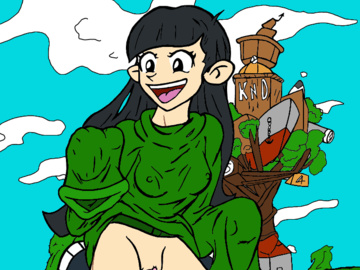 269019 - Codename__Kids_Next_Door Kuki_Sanban.gif