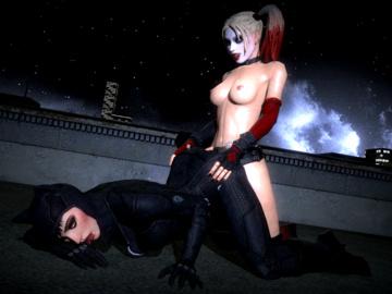 Harley Quinn Catwoman Mrs. Wilson Haruka Urashima  Poison Ivy 2834bbf4cd0d65c4de18ae4f59e496e6.gif