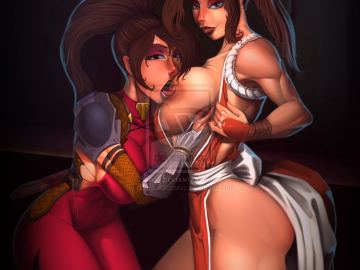 The King Of Fighter Sex