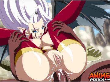 Fairy Tail Nude