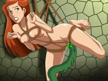 Ben 10 Secret Of The Omnitrix Hentai