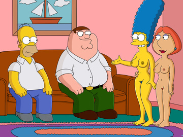 Naked Lois From Family Guy