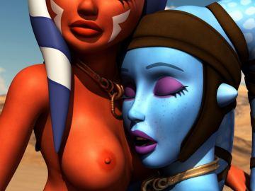 Naked Star Wars Sex