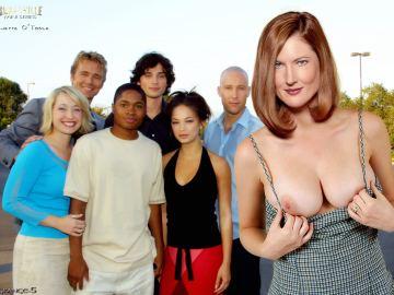 Allison Mack Nude Pics Fake