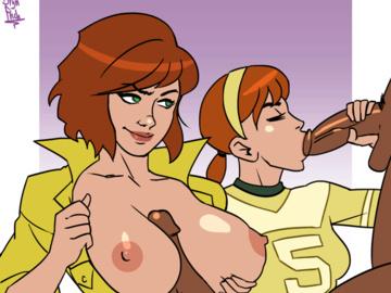 1359103 - April_O\'Neil Drgnpnch TMNT_2012 Teenage_Mutant_Ninja_Turtles animated.gif