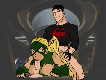 Artemis Young Justice Hot