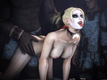 Harley Quinn Catwoman Batman Batgirl 36fff7e99306081a4032eb421172a252.gif