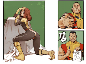 935930 - Colossus JJFrenchie Marvel Shadowcat X-Men animated.gif