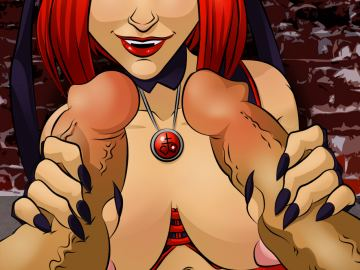 Bloodrayne Cartoon Naked