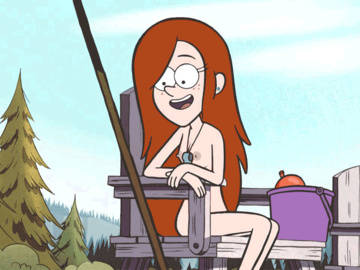 Wendy Mabel 1474657 - D.W. Gravity_Falls Wendy_Corduroy animated.gif