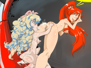 Gurren Lagann Yoko Hentai Video Download