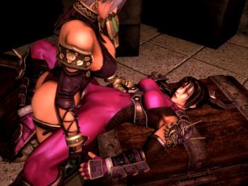 Taki Ivy 1338203 - Isabella_Valentine Soul_Calibur Taki animated gmod noname55.gif