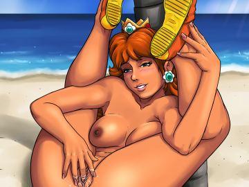 Dragon Ball Orgy