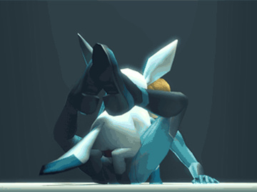 1345716 - Glaceon Metroid Porkyman Samus_Aran Soloid_Art_Productions animated crossover source_filmmaker.gif