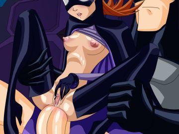 Batman Xxx Parody